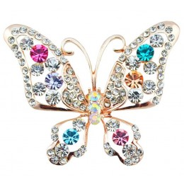 Brosa Multicolours Butterfly