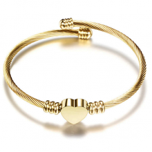 Bratara bangle Gold Moments of Love