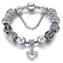 Bratara Charm Heart Luxury