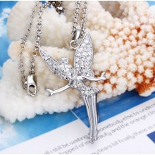 Colier Crystal Fairy 18K