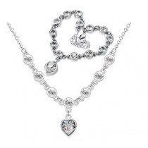 Set Colier si Bratara Diamond Romantic
