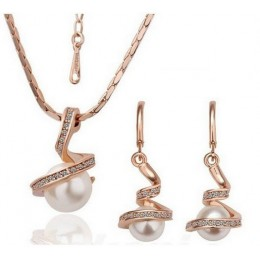 Set Golden Spiral Pearls