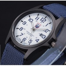 Ceas Quartz XINEW Bue Military