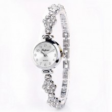 Ceas Dama Quartz Lupai Diamond Shine